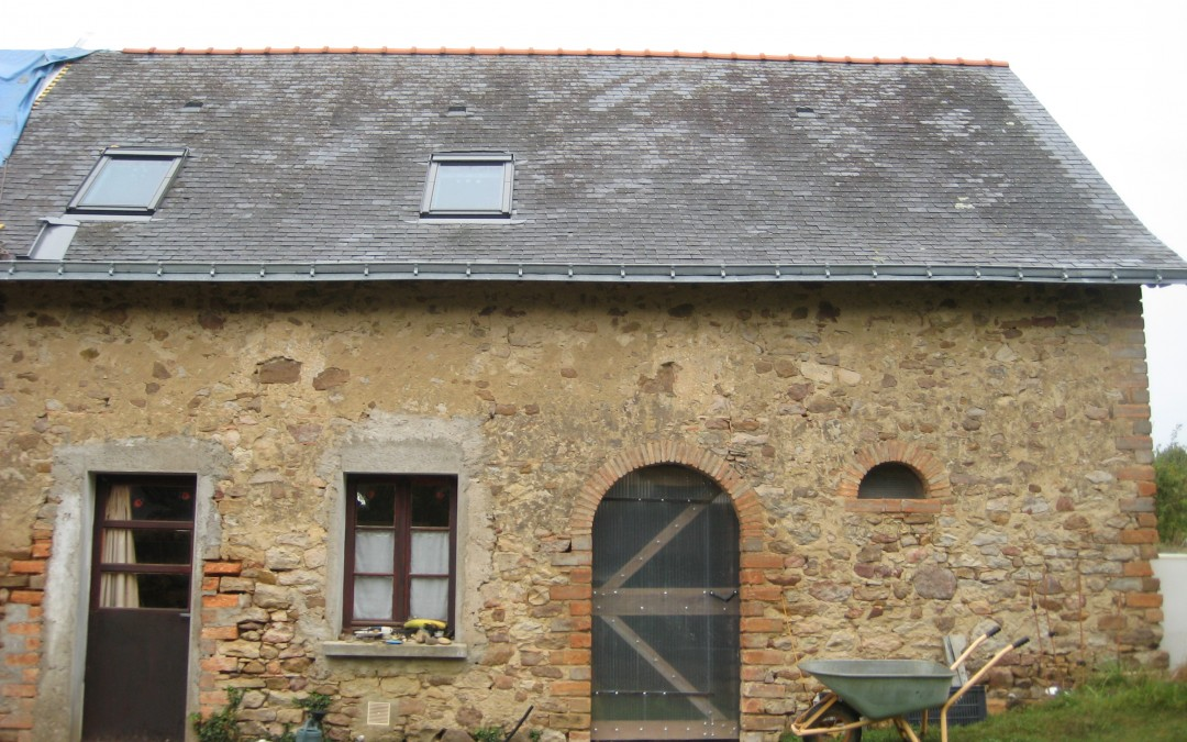 longère, rénovation maison