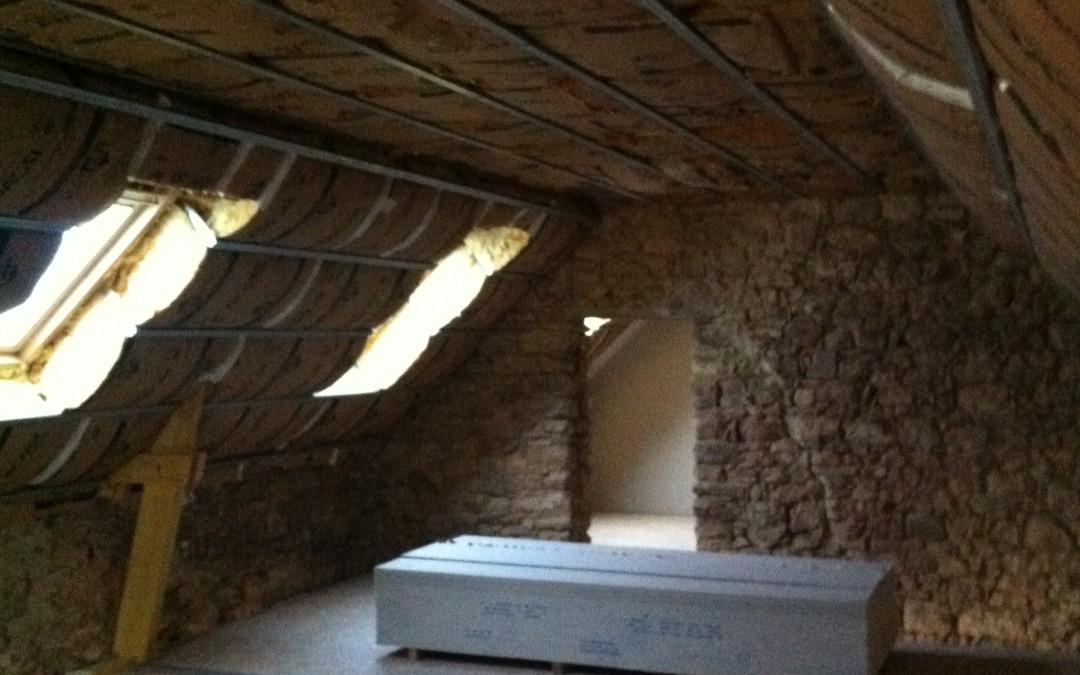 longère, rénovation maison, isolation