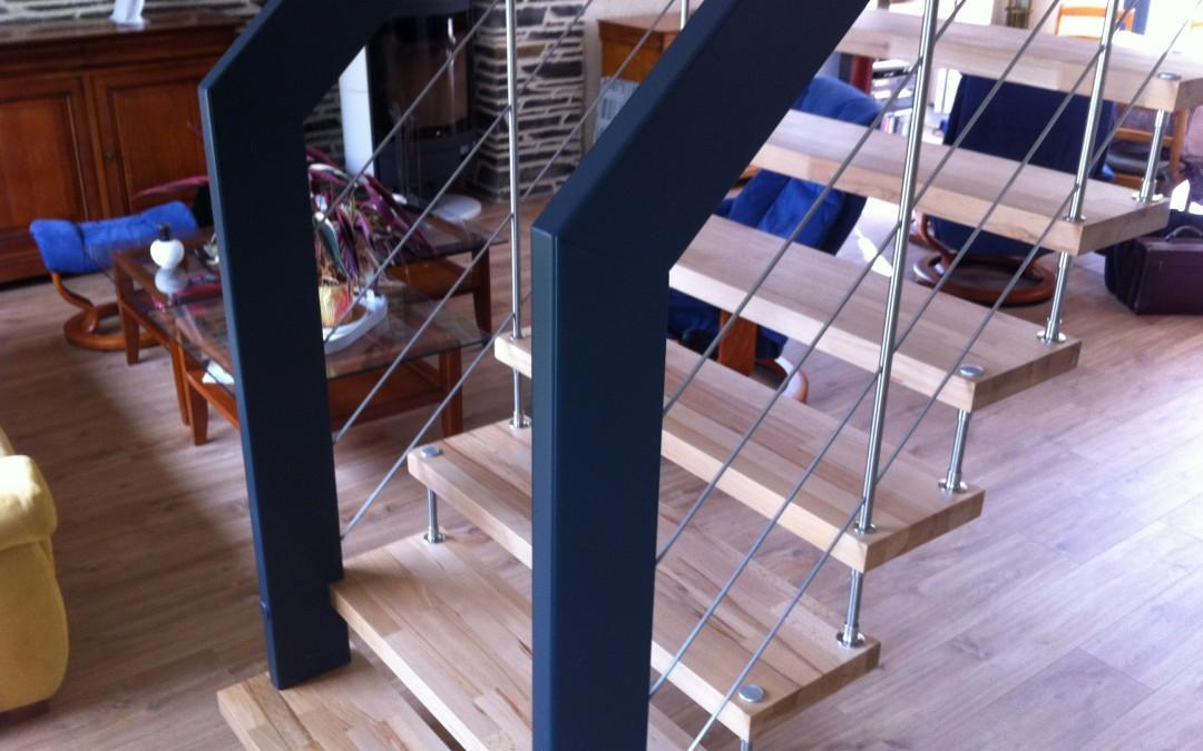 rénovation maison escalier