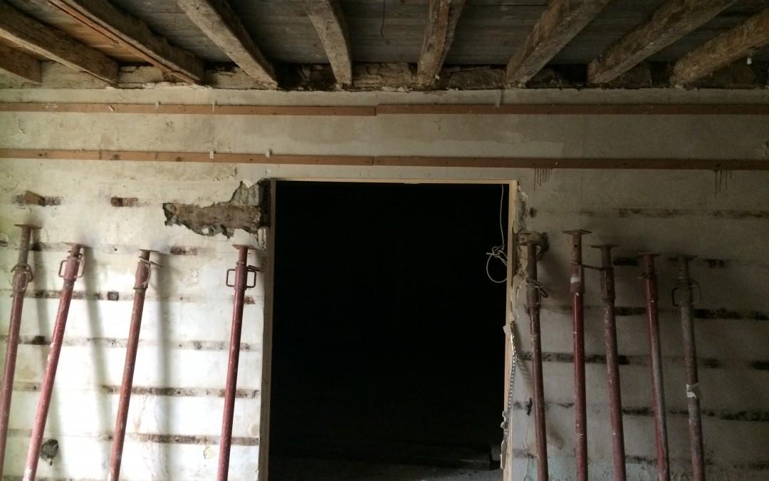 Rénovation d'une maison à Angers