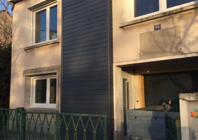 Rénovation d'une maison angevine
