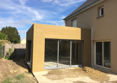 Extension de maison à Brain sur L'authion 49800